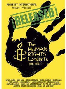 Human Rights Concerts 1986-1998 /  Various