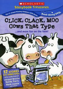 Click Clack Moo Cows That Type & More Fun on Farm