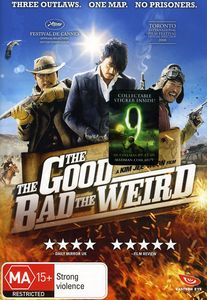Good the Bad the Weird
