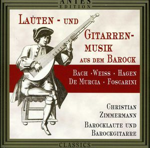 Lute & Guitar Music of the Baroque Era