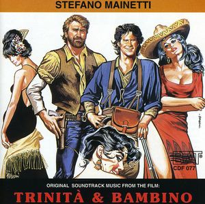 Trinita E Bambino (Original Soundtrack) [Import]