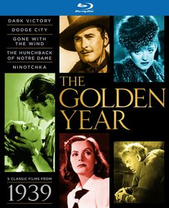 The Golden Year: 5 Classic Films From 1939