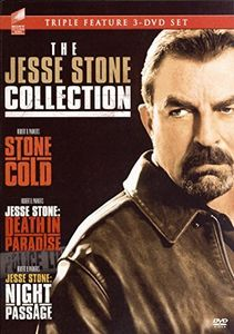 Stone Cold/ Jesse Stone: Death In Paradise/ Jesse Stone: Night Passage