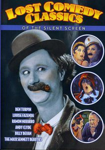 Lost Comedy Classics of the Silent Screen