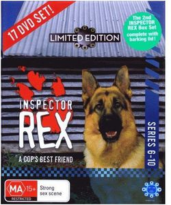 Inspector Rex-Box Set 2 (Series 6-10)