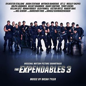 Expendables 3 Ost (Original Soundtrack) [Import]