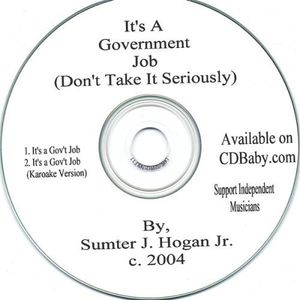 It's a Government Job