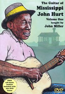 Guitar of Mississippi John Hurt 1