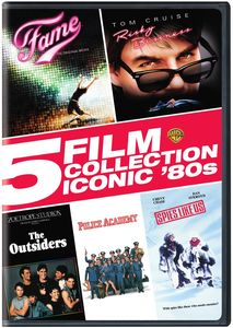 5 Film Collection: Iconic 80s