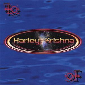 Harley Krishna-The Blue Album