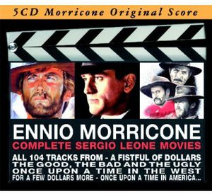 Complete Sergio Leone Movies [Import]