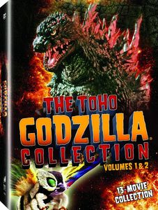 The Toho Godzilla Collection