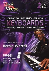 Creative Techniques for Keyboards