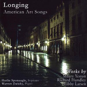 Longing: American Art Songs