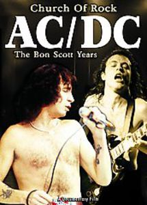 Church of Rock-The Bon Scott Years