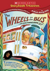 Wheels on the Bus & More Sing-A-Long Stories