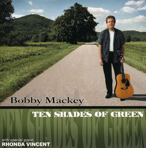 Ten Shades of Green