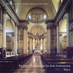 Baroque Masterworks for Solo Instruments 2