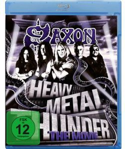Heavy Metal Thunder: Movie [Import]