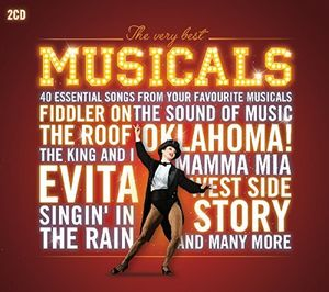 Very Best Musicals /  Various [Import]