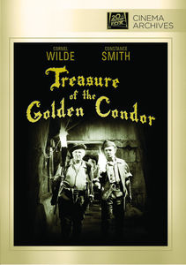 Treasure Of The Golden Condor