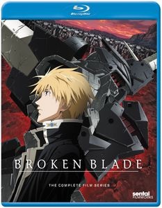 Broken Blade Complete Collection
