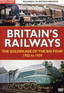 Britain's Railways: Golden Era of the Big Four 192 [Import]