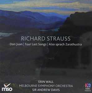Melbourne Symphony Orchestra : Richard Strauss: Don Juan