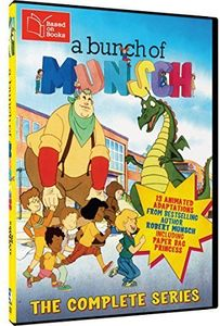 Bunch of Munsch: 13 Animated Stories