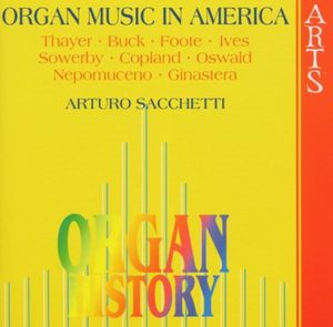 Organ Music of the Americas