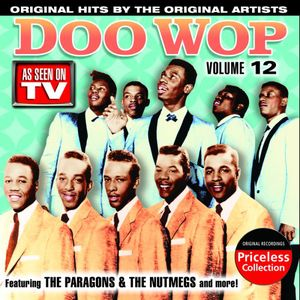 Doo Wop As Seen on TV 12 /  Various