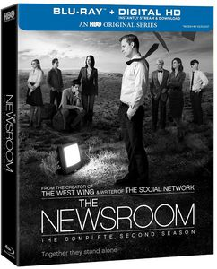 Newsroom: The Complete Second Season