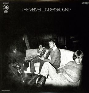 Velvet Underground (Couch Cover Colored Vinyl)