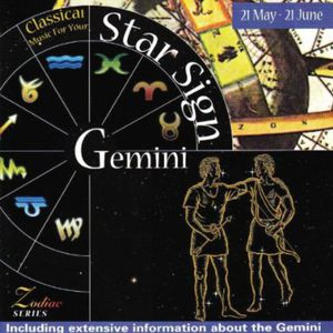 Music for Your Star Sign: Gemini /  Various
