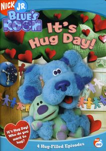 Blue's Clues: Blue's Room - It's Hug Day