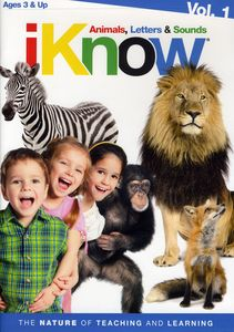 Iknow: Animals & Letters & Sounds 1