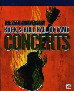 25th Anniversary Rock & Roll Hall Fame Concert /  Various