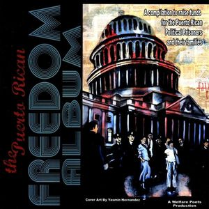 Puerto Rican Freedom Album /  Various