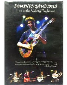 Live at the Variety Playhouse