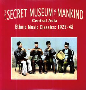 Secret Museum of Mankind: Central Asia /  Various