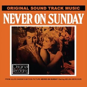 Never on a Sunday (Original Soundtrack) [Import]