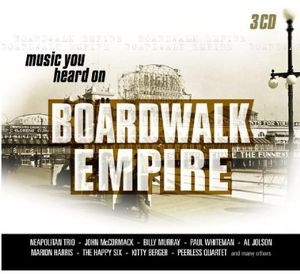 Music You Heard on Boardwalk Empire (Original Soundtrack) [Import]