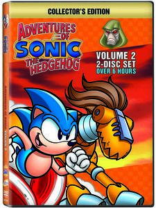 Adventures of Sonic the Hedgehog: Vol 2