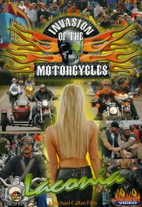 Invasion of the Motorcycles-Laconia Biker Rally