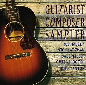 Guitarist Composer Sampler /  Various