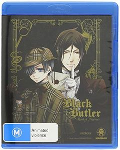 Black Butler: Book Of Murder (Ova) [Import]