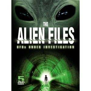 Alien Files-Ufos Under Investigation [Import]