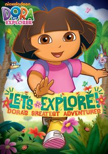 Let's Explore: Dora's Greatest Adventure