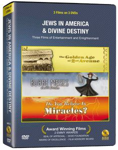 Jews in America & Divine Destiny