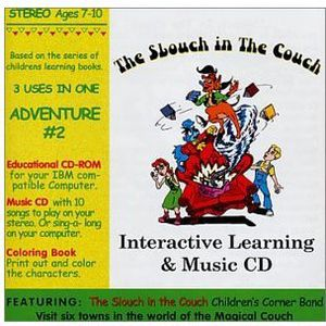 Interactive Learning & Music CD-Adventure 2